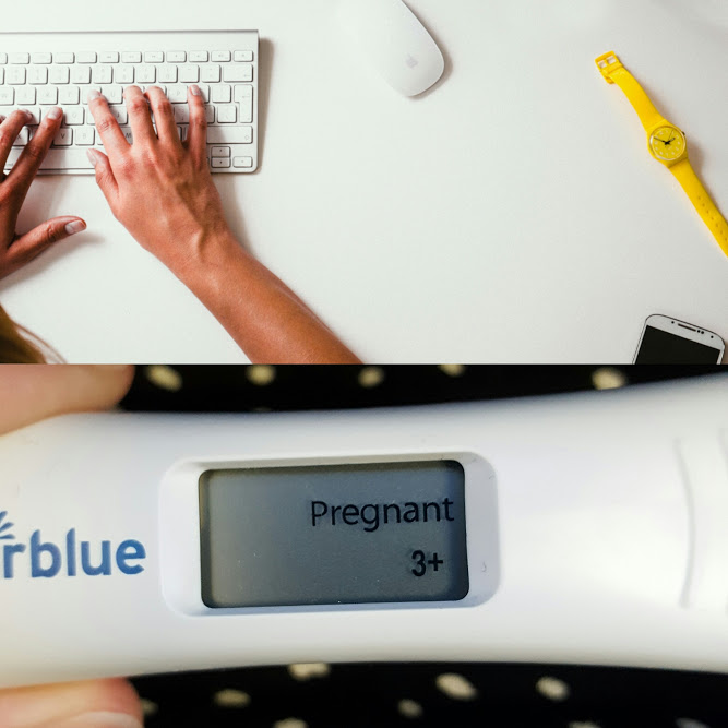 Surviving the 1st Trimester and Working